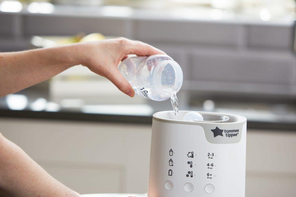Máy hâm sữa có bao nhiêu loại?