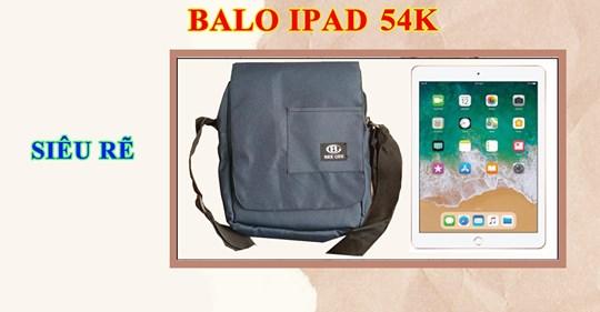 [Video mở hộp] - Balo Ipad 54k trên LAZADA 1