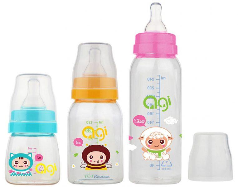 Bộ 3 Bình Sữa Agi Premium có nên mua không?