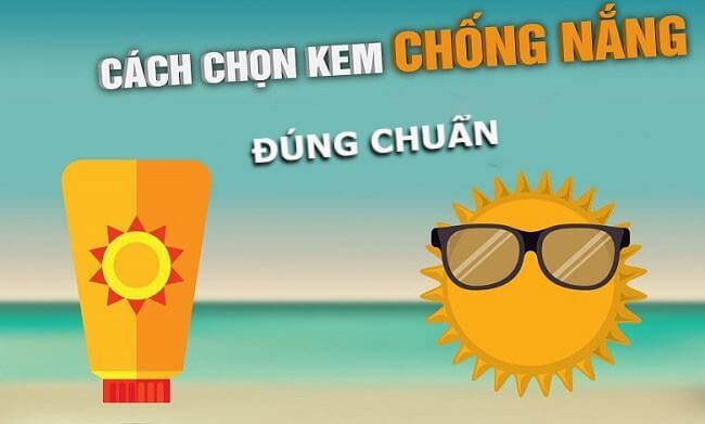 Bí quyết giúp bạn lựa chọn kem chống nắng tốt nhất cho da 7