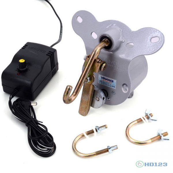 Máy đưa võng tự động Vinanoi VN365N hình 5
