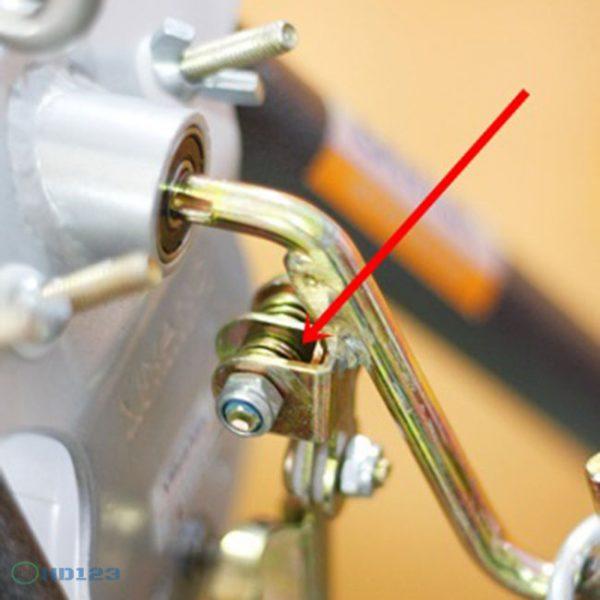 Máy đưa võng tự động Vinanoi VN365N hình 6