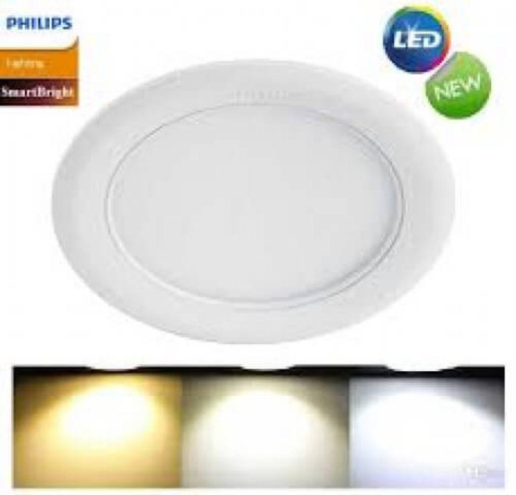 Đèn LED âm trần loại nào tốt nhất hiện nay 12