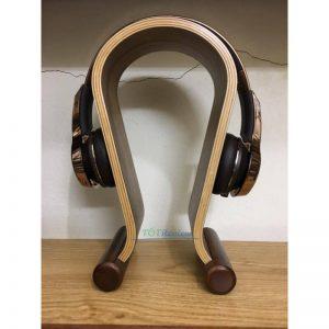 Giá treo tai nghe Omega gỗ