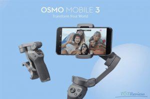 Gimbal điện thoại DJI Osmo Mobile 3
