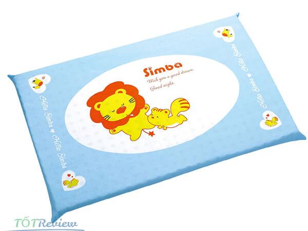 Gối cao su non cho bé Simba