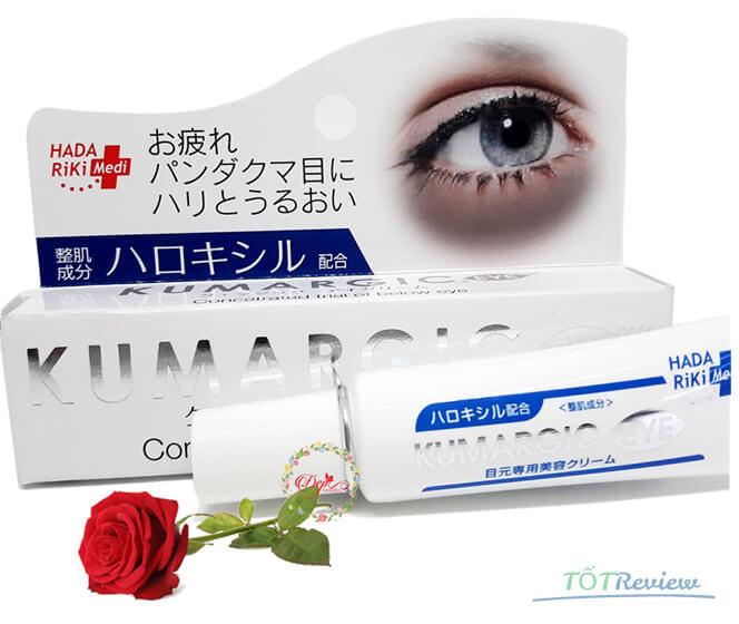 Kem trị thâm mắt tốt nhất nên dùng