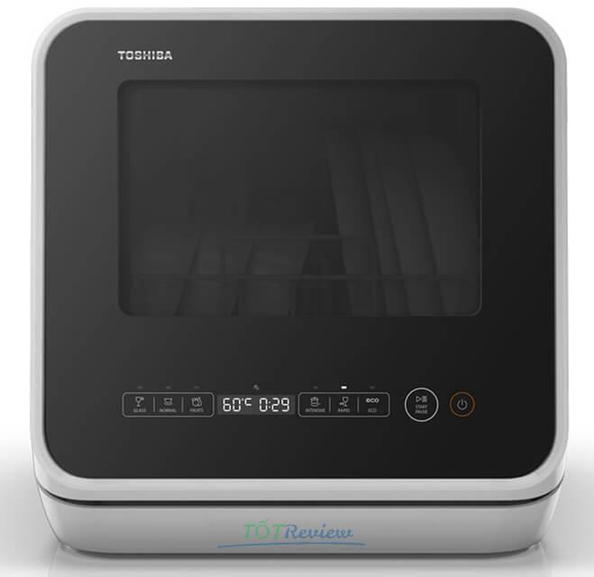 Máy Rửa Bát Toshiba DWS-22AVN