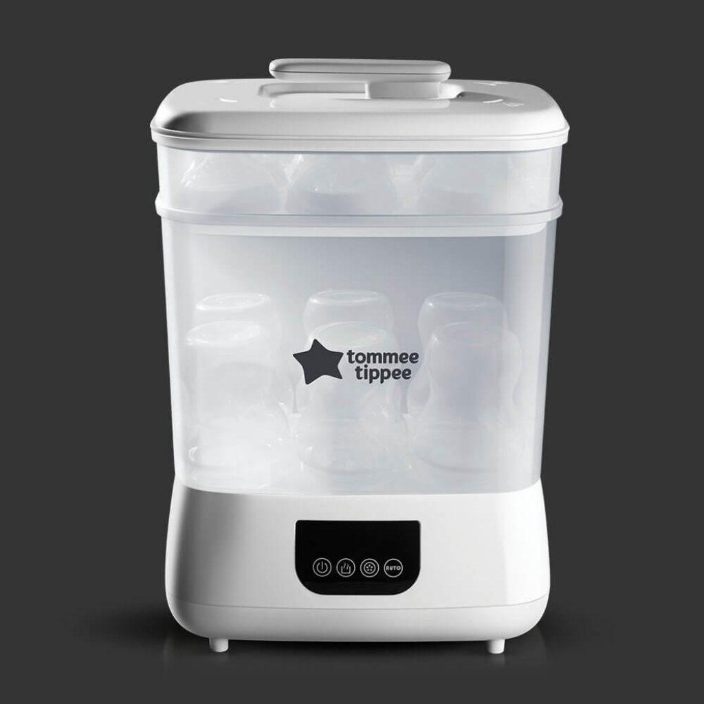 10 máy tiệt trùng bình sữa tốt và đáng mua nhất hiện nay 19