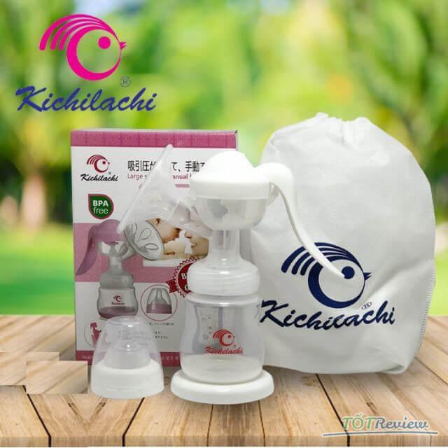 máy vắt sữa bằng tay Kichilachi