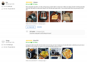 Top 9 máy nướng bánh mì tốt nhất hiện nay 36