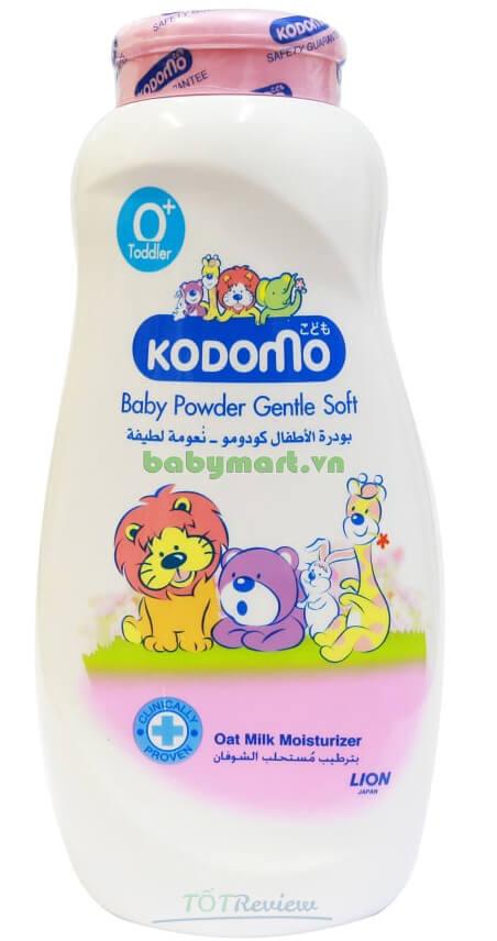 Phấn em bé Kodomo