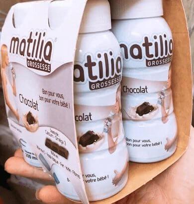 Sữa bầu Matilia của Pháp có tốt không? 12