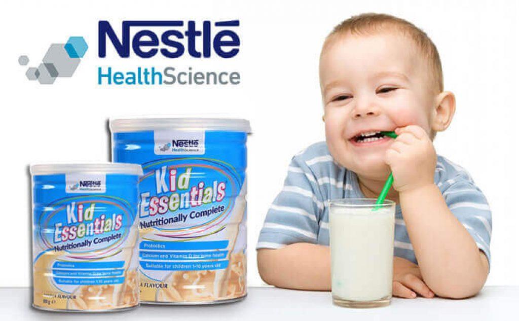 Sữa Kid Essentials có tốt không ? 15