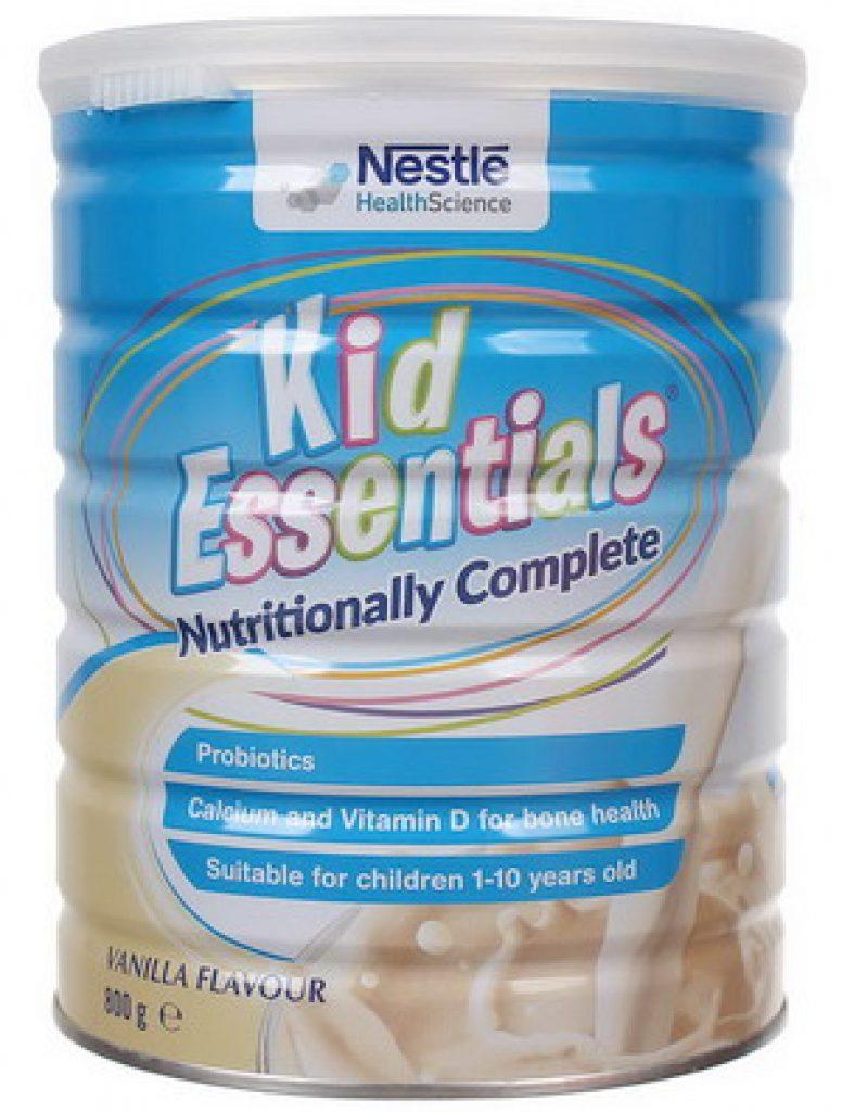 Sữa Kid Essentials có tốt không ? 13