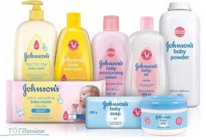 Sữa tắm cho trẻ sơ sinh Johnson Baby