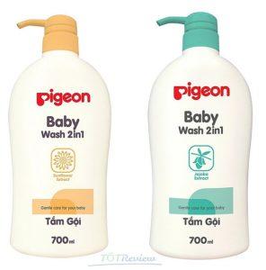 Sữa tắm cho trẻ sơ sinh Pigeon Baby Wash