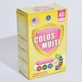 Đánh giá dòng sữa non MaMa Colos Multi chuyên biệt dành cho trẻ