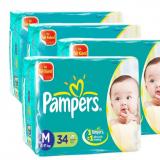 Top 6 thương hiệu tã cho bé an toàn mà các mẹ nên tin dùng