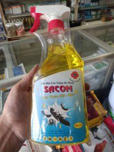 Thuốc diệt gián Sacom