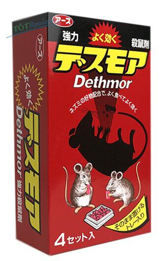 Thuốc diệt gián Nhật Bản – Dethmor