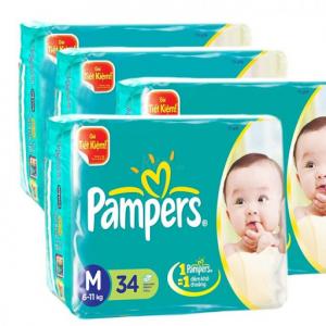 Top 6 thương hiệu tã cho bé an toàn mà các mẹ nên tin dùng 4