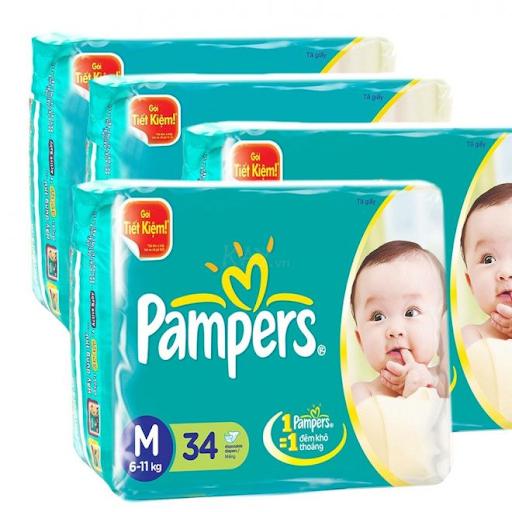 Top 6 thương hiệu tã cho bé an toàn mà các mẹ nên tin dùng 17