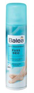Xịt khử mùi giày Balea