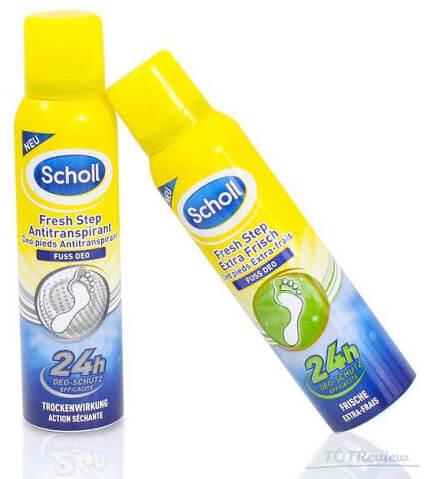 Xịt khử mùi giày Scholl